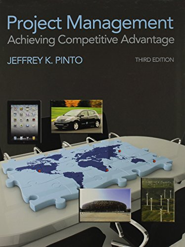 9780133346886: Project Management: Achieving Competitive Advantage & Microsoft Project 2010 Package