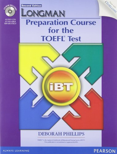 9780133348057: Longman Preparation Course for the TOEFL Test: Ibt