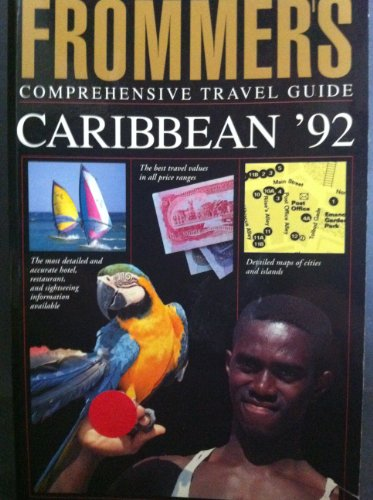 9780133348712: Caribbean 1992 (Frommer's Comprehensive Travel Guides)