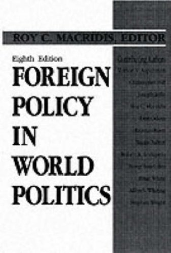 9780133350845: Foreign Policy in World Politics