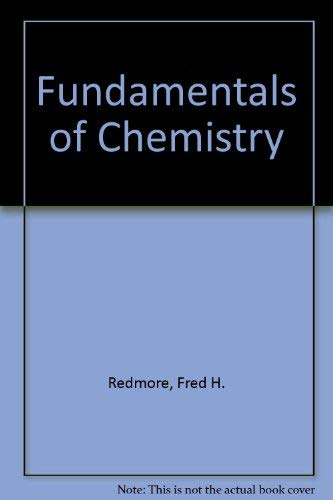 9780133351583: Fundamentals of Chemistry