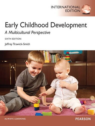 9780133352771: Early Childhood Development: A Multicultural Perspective