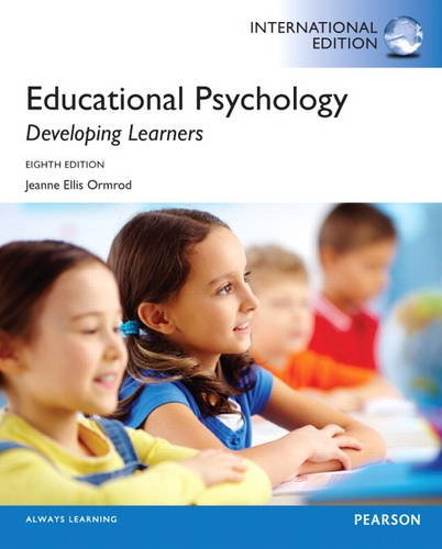 9780133352849: Educational Psychology: Developing Learners (International Edition)