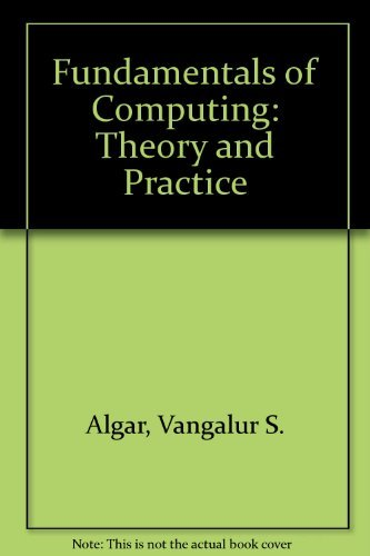 9780133353082: Fundamentals of Computing: Theory and Practice