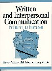 9780133354720: Written and Interpersonal Communication Methods for Law Enforcement