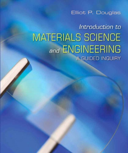 9780133354737: Introduction to Materials Science and Engineering: A Guided Inquiry with Mastering Engineering with Pearson eText -- Access Card Package
