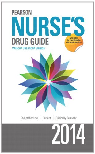 9780133357318: Pearson Nurse's Drug Guide 2014--Retail Edition