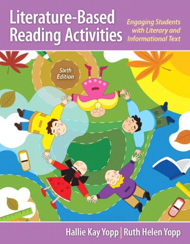 9780133358810: Literature-based Reading Activities: Engaging Students with Literary and Informational Text