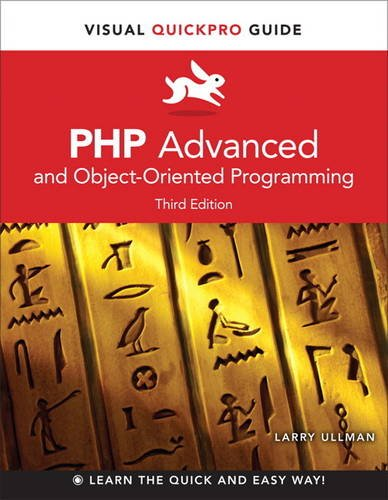 9780133359459: PHP Advanced and Object-oriented Programming: Visual QuickPro Guide