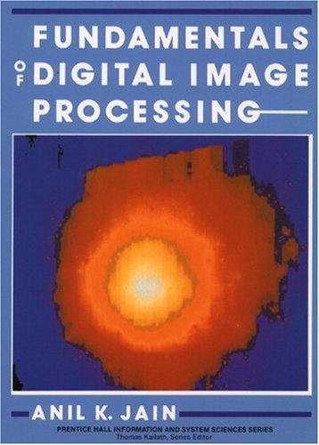 9780133361650: Fundamentals of Digital Image Processing (Prentice Hall Information & System Sciences Series)