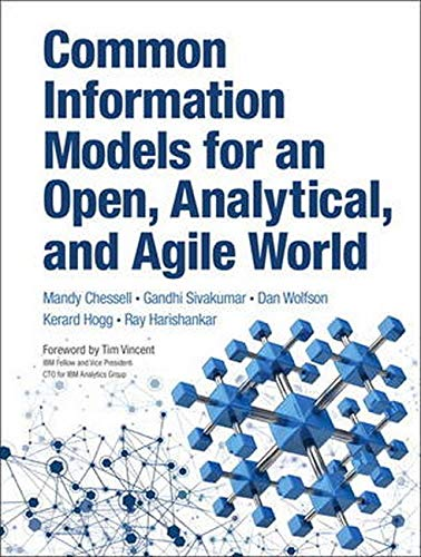 9780133366150: Common Information Models for an Open, Analytical and Agile World (IBM Press)