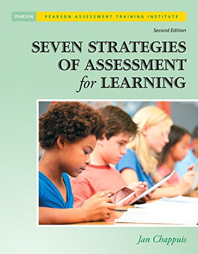 9780133366440: Seven Strategies of Assessment for Learning (2nd Edition) (Assessment Training Institute, Inc.)