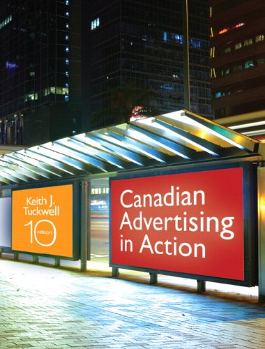 9780133370270: Canadian Advertising in Action