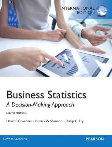 9780133373097: Business Statistics