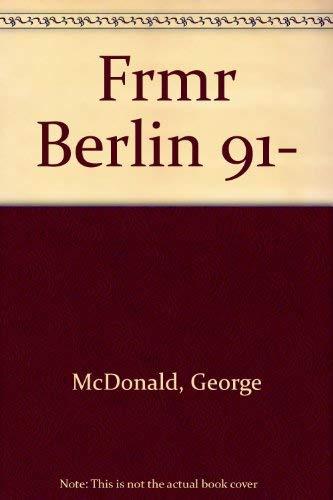 9780133378580: Frmr Berlin 91-