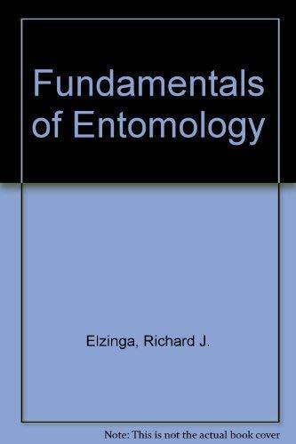 9780133381948: Fundamentals of Entomology