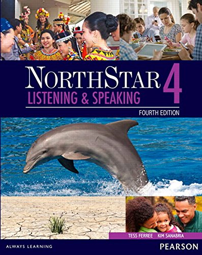 9780133382075: NorthStar Listening and Speaking 4 with MyLab English (4th Edition)