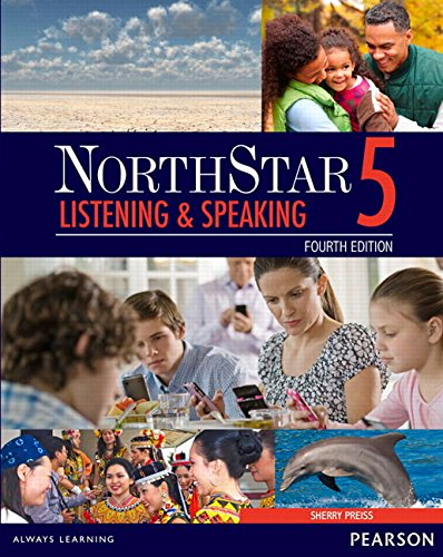 9780133382143: NorthStar Listening and Speaking 5 with MyEnglishLab (4th Edition)