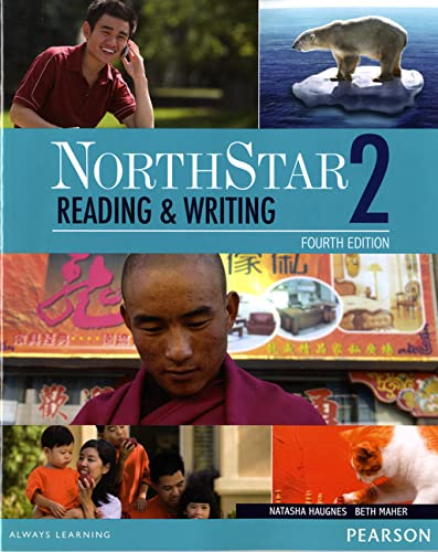 NorthStar Reading and Writing 2 with MyEnglishLab: Maher, Beth, Haugnes,