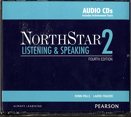 9780133382181: NorthStar Listening and Speaking 2 Classroom Audio CDs (Northstar Listening & Speaking)