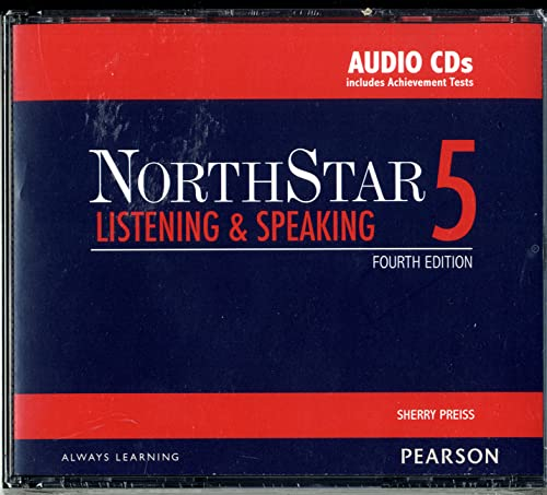 9780133382204: NorthStar Listening and Speaking 5 Classroom Audio CDs