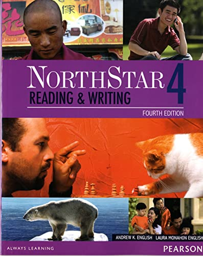9780133382235: NorthStar Reading and Writing 4 with MyEnglishLab (4th Edition)