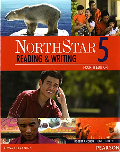 9780133382242: NorthStar Reading and Writing 5 with MyEnglishLab (4th Edition)