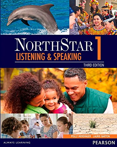 9780133382259: Northstar Listening and Speaking 1 with Myenglishlab