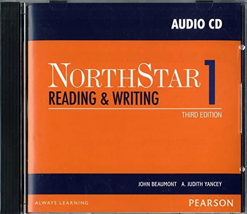 9780133382433: NorthStar Reading and Writing 1 Classroom AudioCDs