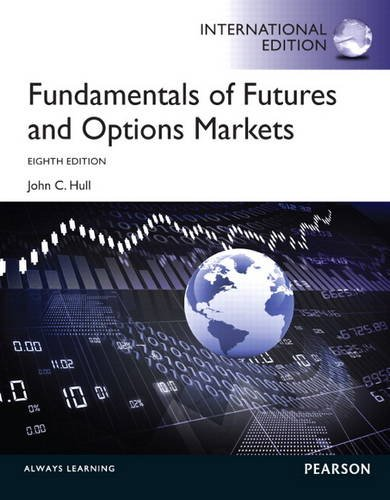 9780133382853: Fundamentals of futures and Options Markets