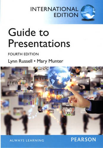 9780133382921: Guide to Presentations