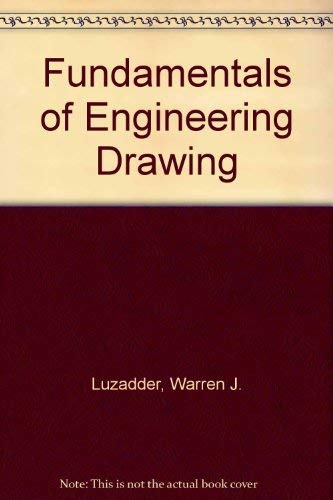 9780133383683: Fundamentals of Engineering Drawing