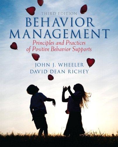 9780133386608: Behavior Management, Pearson eText with Loose-Leaf Version -- Access Card Package (3rd Edition)