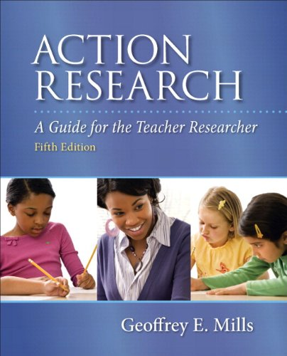 9780133387445: Action Research Plus Video-Enhanced Pearson eText -- Access Card Package (5th Edition)