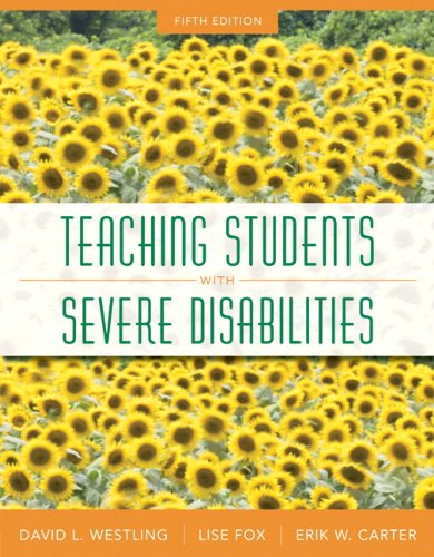 9780133388084: Teaching Students with Severe Disabilities, Pearson eText with Loose-Leaf Version -- Access Card Package (5th Edition)