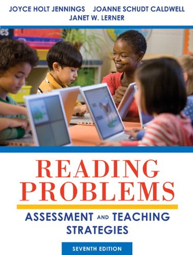 9780133389036: Reading Problems: Assessment and Teaching Strategies Plus NEW MyEducationLab with Pearson eText -- Access Card (7th Edition)