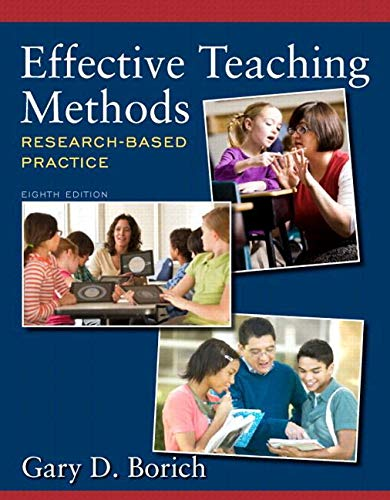 9780133389098: Effective Teaching Methods: Research-Based Practice, Loose-Leaf Version (8th Edition)