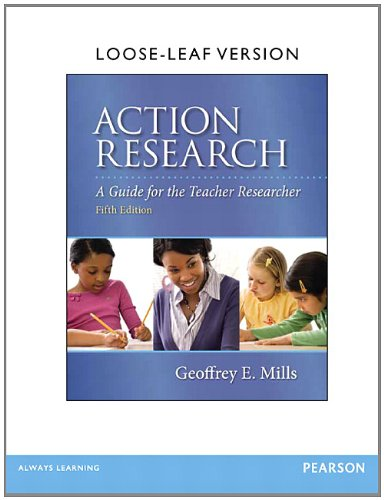 9780133389210: Action Research: A Guide for the Teacher Researcher, Loose-Leaf Version (5th Edition)