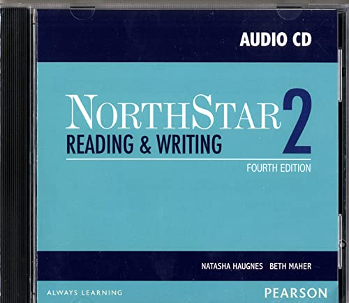 9780133393392: NorthStar Reading and Writing 2 Classroom Audio CDs