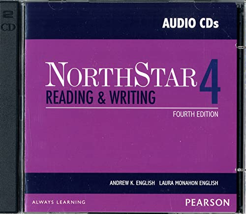 NorthStar Reading and Writing 4 Classroom Audio: Andrew K. English;