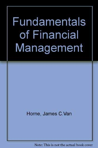 Fundamentals of Financial Management (Fourth Edition)