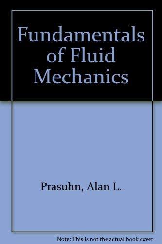 9780133395075: Fundamentals of Fluid Mechanics
