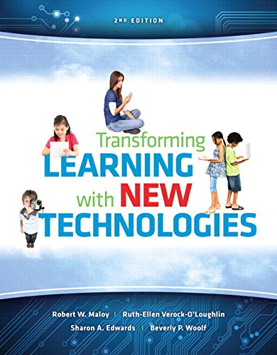 9780133397031: Transforming Learning with New Technologies, Video-Enhanced Pearson eText -- Access Card (2nd Edition)