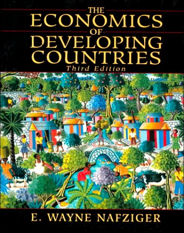 9780133399950: The Economics of Developing Countries