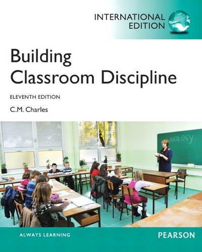 9780133400625: Building Classroom Discipline