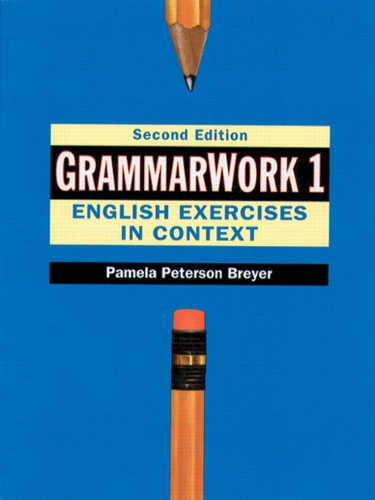 9780133402414: GrammarWork 1: English Exercises in Context, 2nd Edition