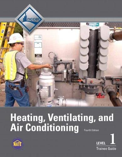 9780133402537: HVAC Level 1 Trainee Guide (4th Edition)