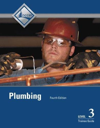 9780133404241: Plumbing Level 3 Trainee Guide (4th Edition)