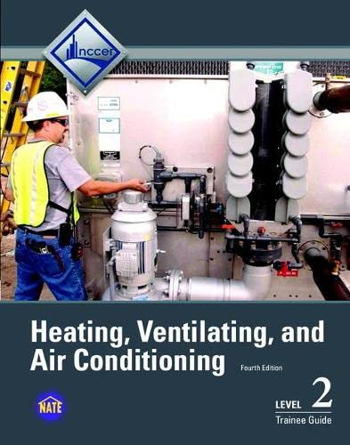 9780133404272: HVAC, Level 2 Trainee Guide