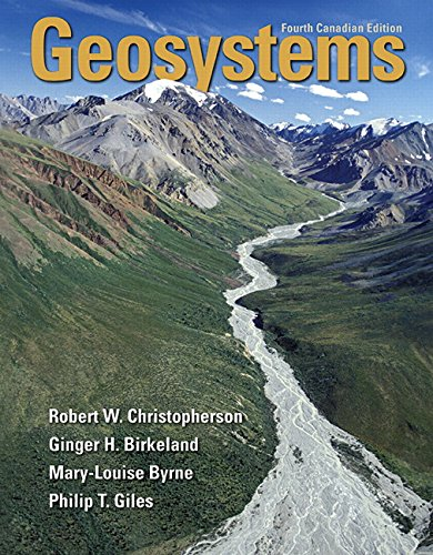 9780133405521: Geosystems : An Introduction to Physical Geography, Fourth Canadian Edition